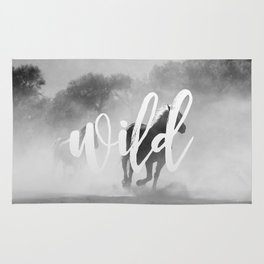 MANTRA SERIES: Wild Rug
