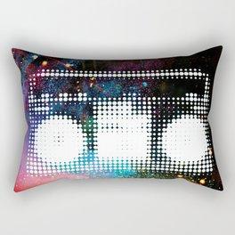 Boombox Rectangular Pillow