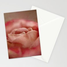touch of rose Stationery Cards