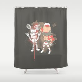 Juice Up your Creativity! Shower Curtain