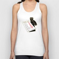 the 100 Tank Tops featuring 100 by October's Very Own