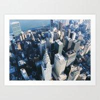 [№12] Chrysler Building Art Print