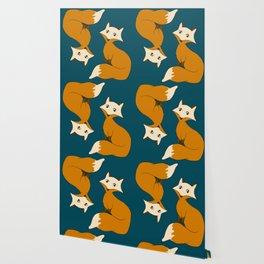 One foxy Fox Wallpaper