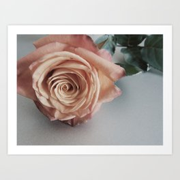 La Rose Art Print