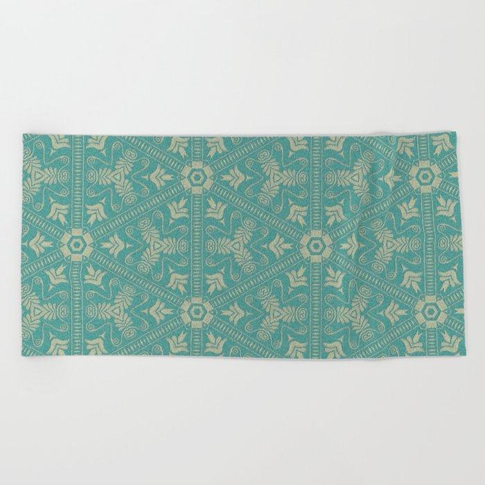 Marco Polo Beach Towel