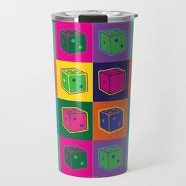 Pop Dice Travel Mug