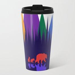 Bear & Cubs #4 Travel Mug
