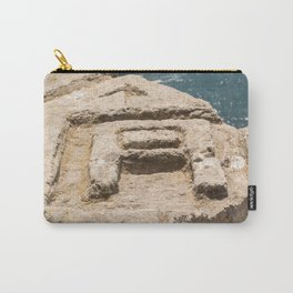 """""""A"""" in the wall Carry-All Pouch"""