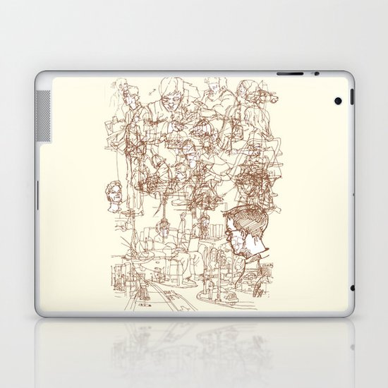 This is What We Call a Life Drawing Laptop & iPad Skin