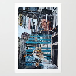 dobrovnik Art Print
