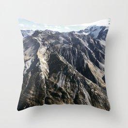 New Zealand's beauty *Aoraki/MtCook 2 Throw Pillow