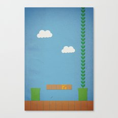 Level 1 Canvas Print