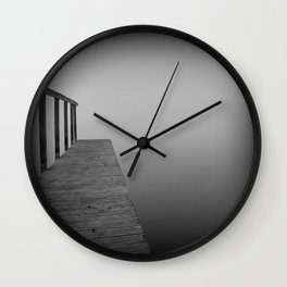 What lies beyond...... Wall Clock