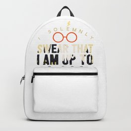 up to no good Backpack