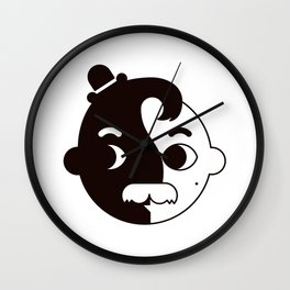 Mr Ying Wall Clock