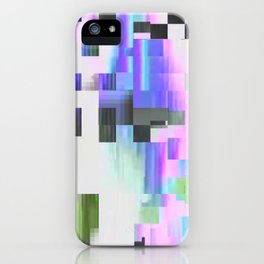 scrmbmosh30x4b iPhone Case