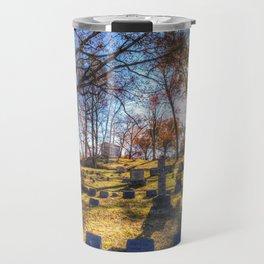 Sleepy Hollow Cemetery New York Travel Mug