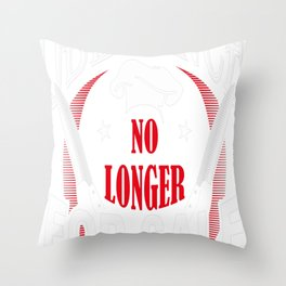 CHEFS TEE Throw Pillow