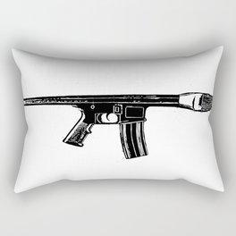 Art War Rectangular Pillow