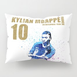 World cup 2018 - france 10 gold Pillow Sham