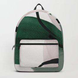 minimalist painting 01 Backpack