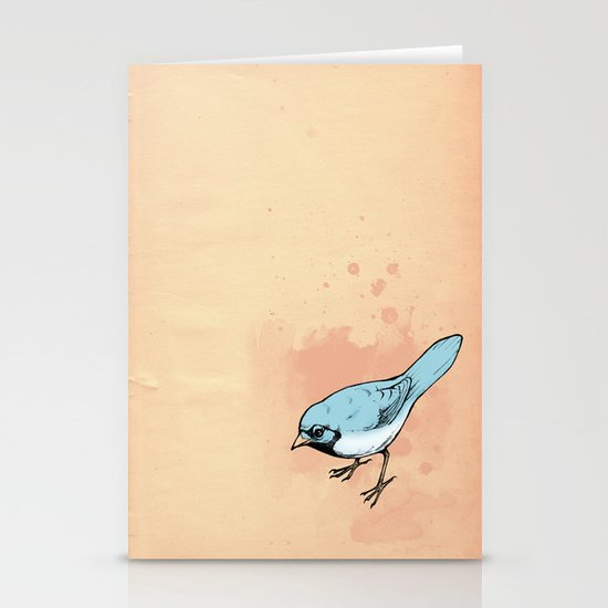 Sing terribly Stationery Cards