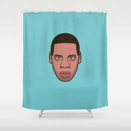 #7 Jayz Shower Curtain