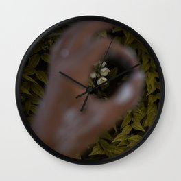 okay Wall Clock