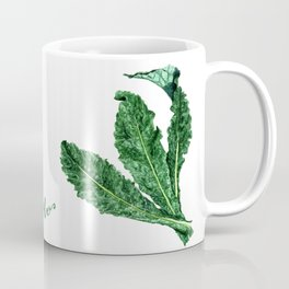 Lacinato Kale Coffee Mug