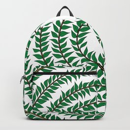 Merry go round (green) Backpack