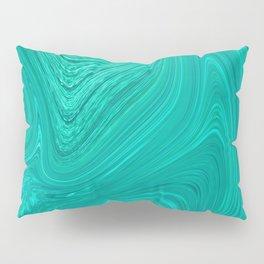 Slippery Ocean Pillow Sham