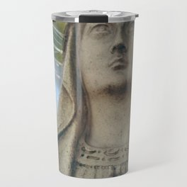 Our Lady of the Spiderwebs Travel Mug
