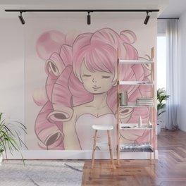 Rose Quartz Wall Mural