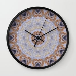 White Hen Wall Clock