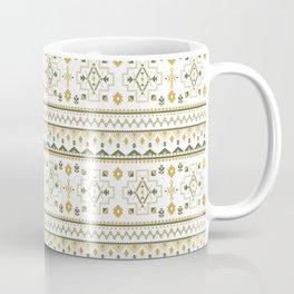Native Aboriginal Tribal Pattern V.3 Coffee Mug
