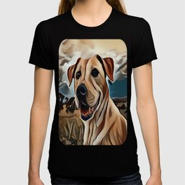 The Rhodesian Ridgeback T-shirt