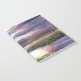 Intense Sky Notebook