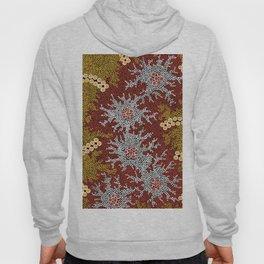 Authentic Aboriginal Art - Bushland Dreaming Hoody