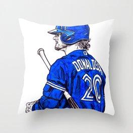 Donaldson Throw Pillow