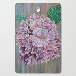 blossom bouquet Cutting Board