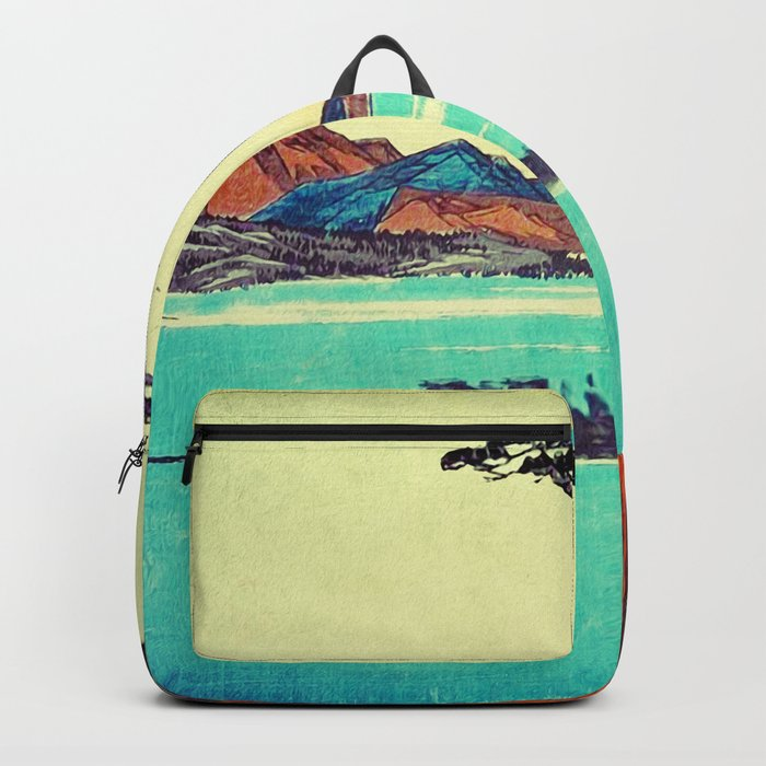 Waking from Winter Backpack