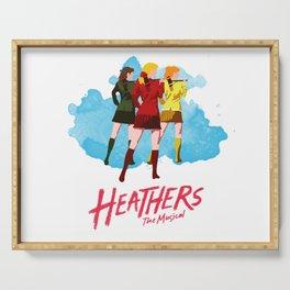 Heathers Minimalist Serving Tray