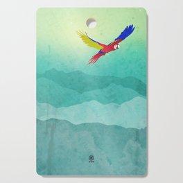 Macaw (Guacamaya) Cutting Board