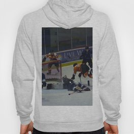 Dive for the Goal - Ice Hockey Hoody