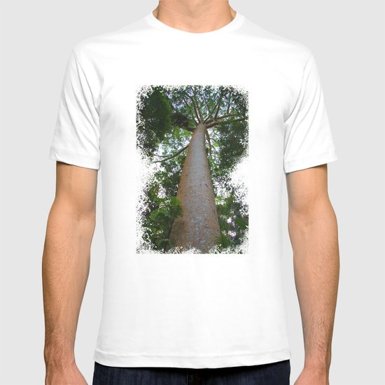 not just another tree T-shirt