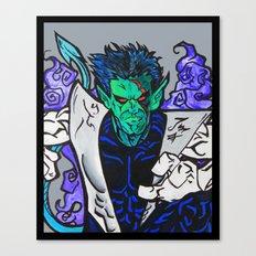 Nightcrawler Canvas Print