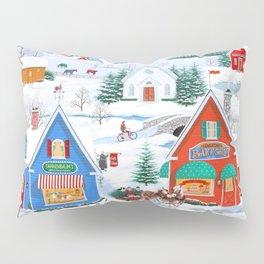 Wintertime in Sugarcreek Pillow Sham