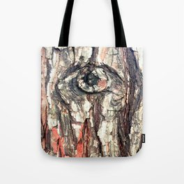 The Trees Are Watching Tote Bag