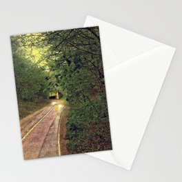 A Path of Infinite Possibilities Stationery Cards