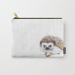 A Hedgehog Carry-All Pouch